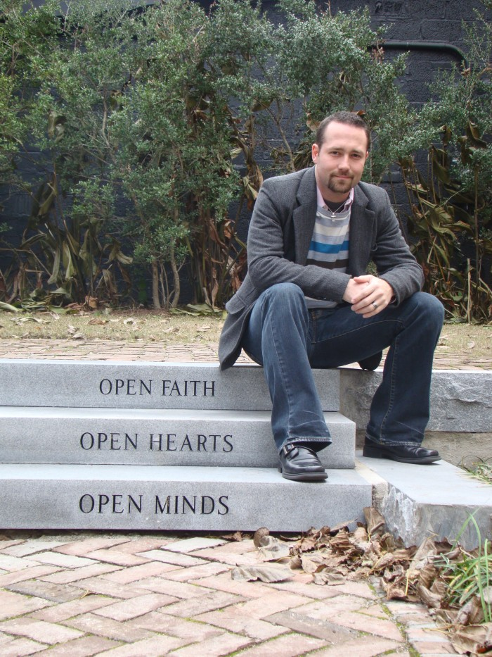 Open faith, open hearts, open minds