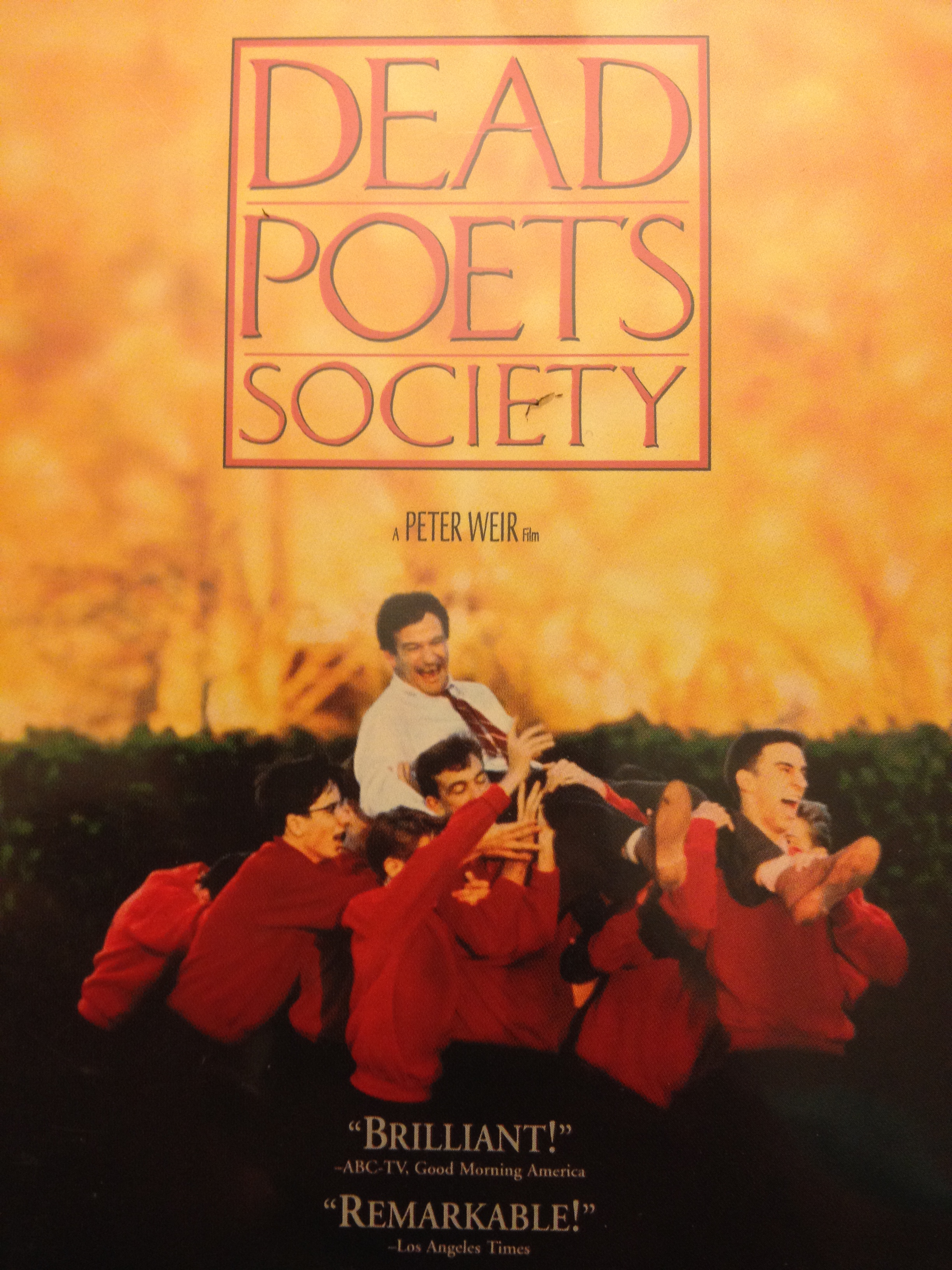 is dead poets society hurting the humanities thomas j whitley dead poets society